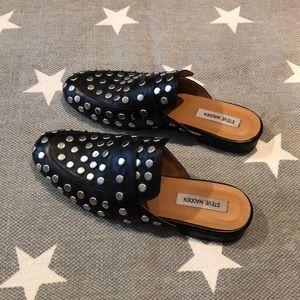 Steve Madden Shoes - Steve Madden Studded Mules